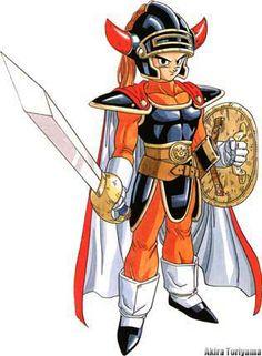 Dragon Quest 9 Hero | Dragon Quest