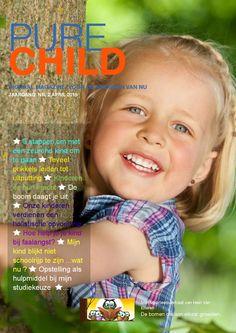 Purechild april 2015  Pure Child is een gratis digitaal magazine dat een integrale opvoedkundige visie van het kind promoot.