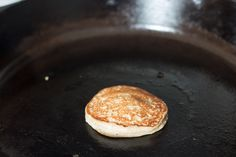Banana Pancakes {vegan, gluten free} | Sprinkle with Salt