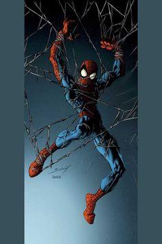 Mark Bagley   Ultimate Spider-Man #74