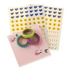 Agenda accessories by NUNUCO® #stickers #nunucodesign