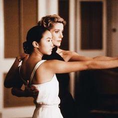 Catherine Deneuve and Linh Dan Pham in Indochine (1992).