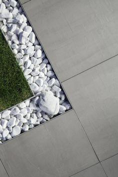 Diy home decor Diy home decor Back Garden Design, Modern Garden Design, Yard Design, House Landscape, Landscape Designs, Small Backyard Landscaping, Modern Landscaping, Driveway Design, Edging Ideas