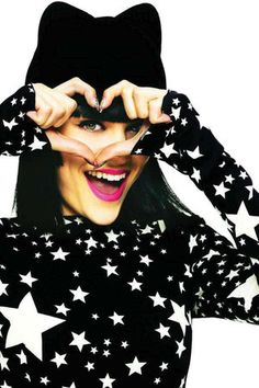 Jessie J - because she's not your average pop star.. she pushes pop cultural boundaries .. and her swag is outrageous.
