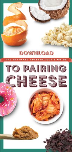 Get the Ultimate Rulebreaker's Guide to Cheese Pairing from the team at Culture Media. Learn how to pair road trip snacks, cookies, insects, and hot sauce with your favorite cheeses. #cheeselovers #cheeseboard #cheesepairing #wineandcheese Road Trip Snacks, Cheese Pairings, Hot Sauce, Insects, Culture, Cookies, Food, Crack Crackers, On The Go Snacks