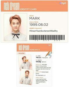 Spazzing Neo Culture Technology (NCT) NCT NCT U NCT 127 NCT Dream -… #fanfiction # Fanfiction # amreading # books # wattpad Nct 127 Mark, Mark Nct, Biodata Nct, Id Photo, School Kit, Sm Rookies, Iconic Photos, Kpop, Chanbaek
