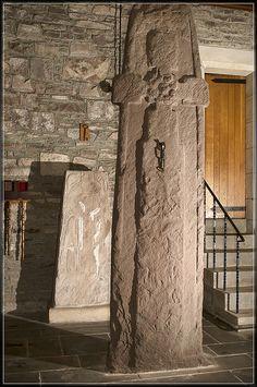 Pictish Stone, Fowlis Wester by spodzone, via Flickr