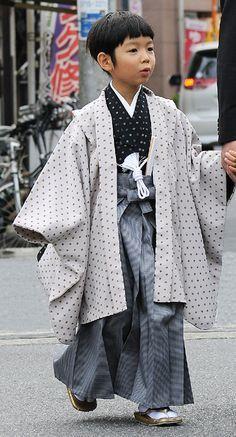 mini man - boy in traditional costume