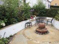 This Caterham garden