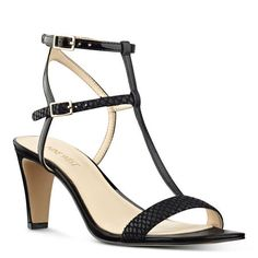 Dacey T-Strap Sandals