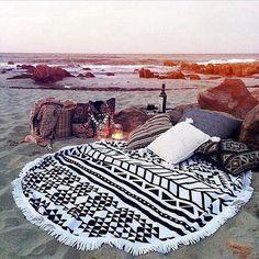 33.Seninle ilgili basa bir hayalimde Aksam uzeri deniz kenarinda boyle bir sahilde romantil bir gece gecirmek isterdim