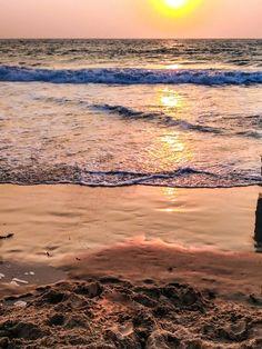 Sunset at varca beach (Goa). #beach #sand #sea #sunset #travelphotography #travel #traveler #travelling