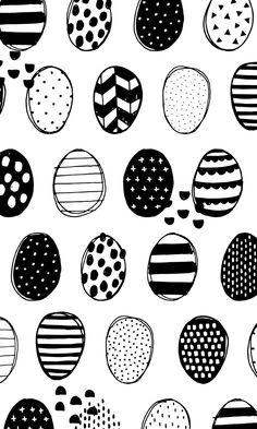 easter-printable-black-white-eggs