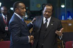 Congo : Denis Sassou Nguesso invite Paul Biya  et Idriss Déby à Brazzaville
