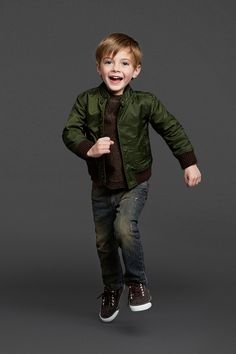 Dolce & Gabbana Kids Fall Winter 2013