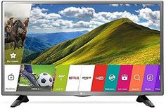 LG 80 cm (32 inches) 32LJ573D HD Ready LED Smart TV At Rs.23575 From Amazon