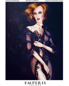 WEBSTA @ michaela_unbehau - Emperis Doll Estelle http://emperis.co.uk/@emperisdolls #bjfd #doll #toy #emperisdoll #boudoir #lingerie #sultry #body #female #fammefatale #aristocratic #shape #beauty