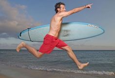 Are you beach bound? Is your body ready for it? Turn heads at the beach with help from WebMD's Beach Body Essentials for Men slideshow.