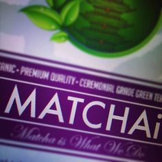 Give a healthy gift of Matcha!