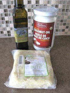Faire son beurre corporel avec des produits simples et naturels – Bonjour Handmade