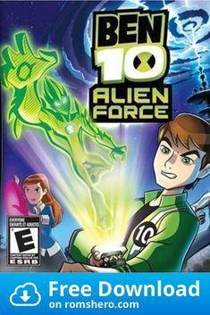 Download Ben 10 Alien Force V01 Nintendo Ds Nds Rom Ben 10 Alien Force Ben 10 Nintendo Ds