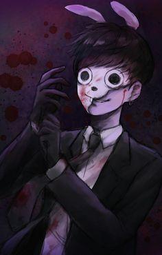 Me encantan estos dibujos de Killer Jungkook <3 un yandere si puedo llamarlo así me encanta :33