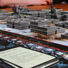 Godzilla kaiju wars board game