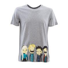 Dylan Haegens - T-Shirt Team Uni