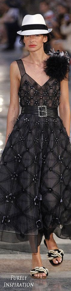 Chanel Resort 2017 Women's Fashion | Purely Inspiration