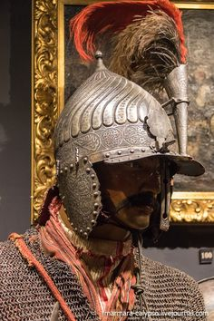 Many people believe that there is a magical formula for home decoration. You do things… Turkish Military, Medieval Helmets, Armor Clothing, Islamic Paintings, Steel Art, Arm Armor, Ottoman Empire, Modern Warfare, Middle Ages