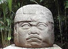 Cabeza Olmeca, Parque Museo La Venta.