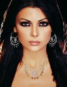 Haifa Wehbe --Reference for King Rehema