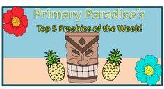 Top 5 Freebies of the Week 4/19/2014