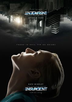 The New Motion Posters For 'Insurgent' Are The Coolest Things We've Seen This Week!: Photo Have you seen the new animated posters for Insurgent? Featuring Shailene Woodley (Tris), Theo James (Four), Naomi Watts (Evelyn), Kate Winslet… Divergent Hunger Games, Divergent Fandom, Divergent Trilogy, Theo James, Kate Winslet, Veronica Roth, Shailene Woodley, Tris E Quatro, Jeanine Matthews