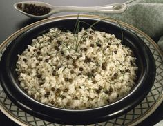 Risotto a la Pimienta Verde Risotto, Oatmeal, Cooking, Breakfast, Food, Cooking Recipes, Green, The Oatmeal, Kitchen