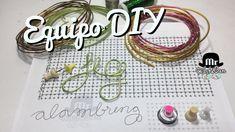 Happy Alambring o Jig DIY Super Fácil Y Compatible para doblar alambre