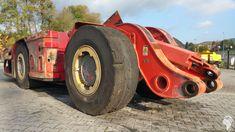 Sandvik Mining Equipment Load Haul Dump LHD 208 LH Serie Scooptram for sale Mineria. #Mining #scoop #used #equipment #canada #coal #mine #loader #lhd #australia #auction #baumaschine #baumaschinen