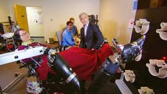 Breakthrough: Robotic limbs moved by the mind - CBS News Saint Francis University, Structural Analysis, Cbs News, Worlds Of Fun, Mind Blown, Robot, Mindfulness, Technology, Engineers