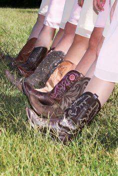 #bridesmaids #boots