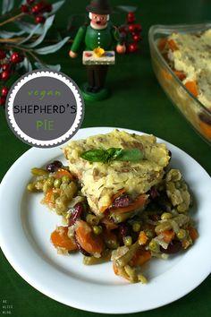 Easy Vegan Shepherd's Pie #vegan #Thanksgiving