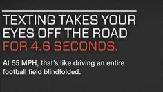 Young Drivers Know Consequences of Distracted Driving, But That Doesn't Stop Them. Read more at the #ChicagoAutoShow blog.