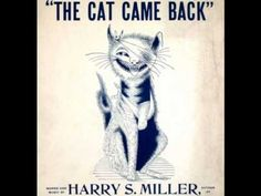HARRY S. MILLER - THE CAT CAME BACK