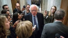 Sanders: 'Maybe I Would Have Been Elected President':  Bernie Sanders has denied that he hurt Hillary Clinton's chances of being elected commander in chief, suggesting that he could have beat president-elect Donald Trump.