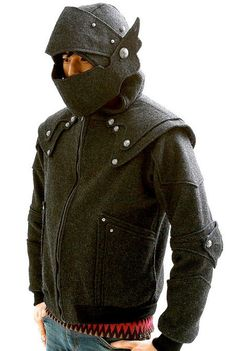Knight Armour Jacket