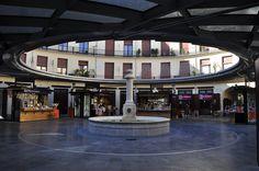 Rehabilitación Plaza Redonda (Valencia)