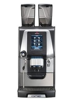 Rancilio ONE-TOUCH PURE - EGRO ONE Pure Coffee Machine w/ Touchscreen