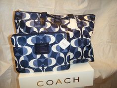 New Coach Dream C Weekender . Starting at $10 on Tophatter.com!