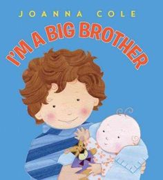 Someone new is at our house, begins this loving, reassuring look at brotherhood from trusted author Joanna Cole. Told through the eyes of a new older brother, this simple story lays out all the good t