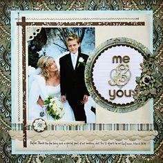 *me & you* NEW BasicGrey CAPPELLA - Scrapbook.com