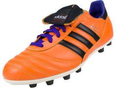Orange Copas. Wish they were just orange and white